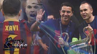 Cặp đôi hoàn hảo | Xavi - Iniesta