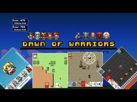 [HD] Dawn of Warriors Gameplay Android | PROAPK