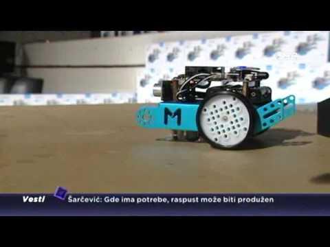 Fond B92 Obezbedio Prvih 200 Edukativnih Robota Za Osnovce