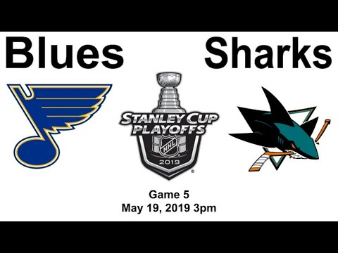 St. Louis Blues vs San Jose Sharks WCF Game 5 Live Reaction + Chat