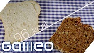 10 kuriose Fakten über Brot | Galileo Lunch Break
