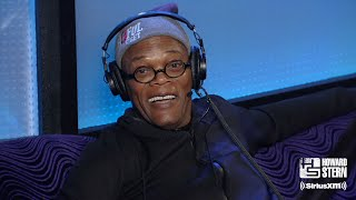Samuel L. Jackson Asked George Lucas If He Could Be in 'Star Wars' (2016)