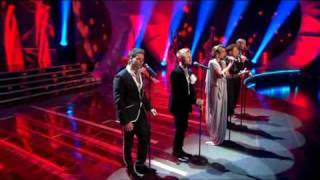 Nadine Coyle Boyzone - Love Me For A Reason HQ - Stephen Gately Tribute