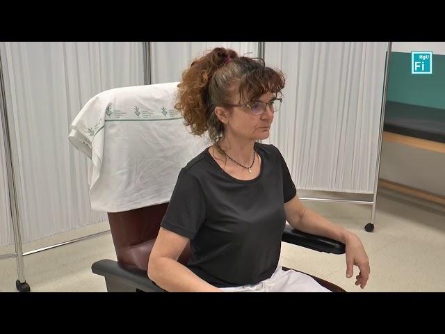 Ejercicios terapeuticos para pacientes hospitalizados con Covid19.