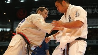 新極真会 The 11th World Karate Championship Men 5th Round7 Maciej Mazur Vs Shin Kameyama