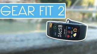 Samsung Gear fit 2 - De las mejores pulseras cuantificadoras, y caras, de este año