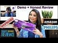 PHILIPS KERASHINE STRAIGHTENER In-depth Review + Demo | Silky, Shiny, Smooth Hair | VAISHALI MITRA