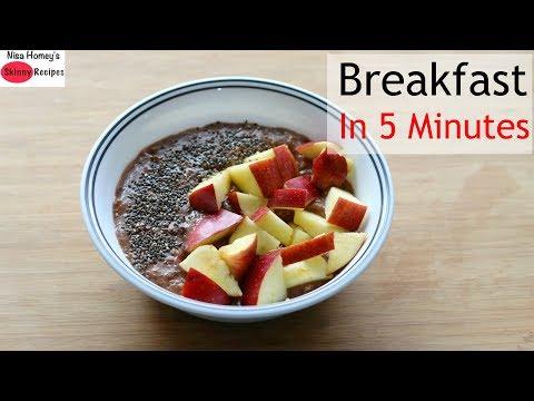 ragi-porridge---healthy-breakfast-recipe-in-5-minutes-|-skinny-recipes