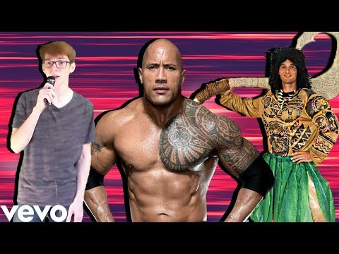 "i-love-dwayne-""the-rock""-johnson---official-music-video"