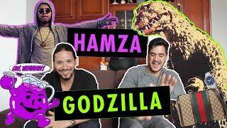 PREMIERE ECOUTE - Hamza - GODZILLA