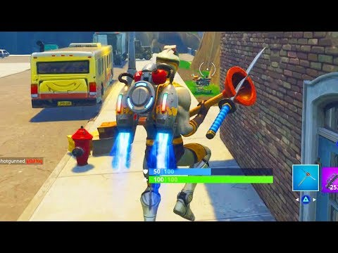 "NEW ""JETPACK GAMEPLAY"" LEGENDARY JETPACK GAMEPLAY FORTNITE HOW TO FIND JETPACKS IN FORTNITE!"