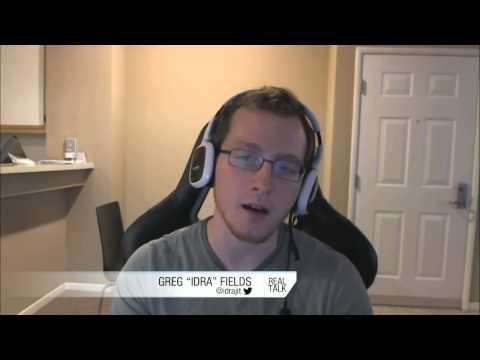 "Real Talk - Greg ""IdrA"" Fields after removal from EG"
