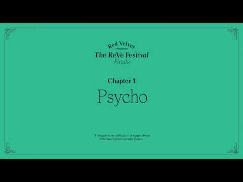 Red Velvet - Psycho (Official Instrumental/95%)