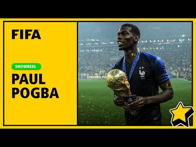 Paul Pogba Showreel | Skills & Goals