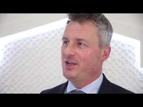 Rogier de Jager, vice president, Europe, Oman Air