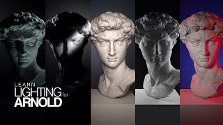 Lighting in Arnold for Maya | Lighting Tutorial