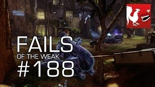 Fails of the Weak: Ep. 188 - Funny Halo Bloopers and Screw Ups!   Rooster Teeth