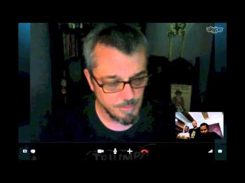 Video-Entrevista a Steve Niles por La Brigada Gráfica
