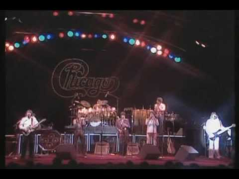 Chicago Band Ballet For A Girl Make Me Smile Live 1977 Youtube
