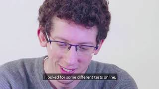 The Oxford Test of English: Nicolas's story