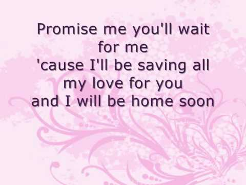 Karaoke - Beverly Craven - Promise me
