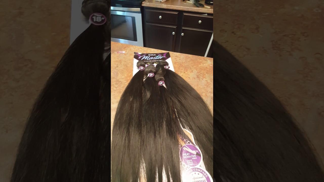 Kima Master Hair Weave Youtube