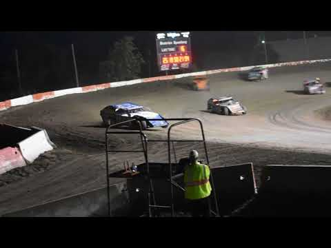 Part 1 of the Modified A Feature @ Beatrice Speedway on 06/28/2019