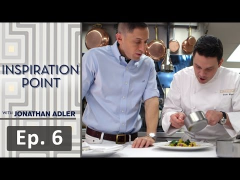 Eye-Opening and Fattening | Ep. 6 | Inspiration Point with Jonathan Adler