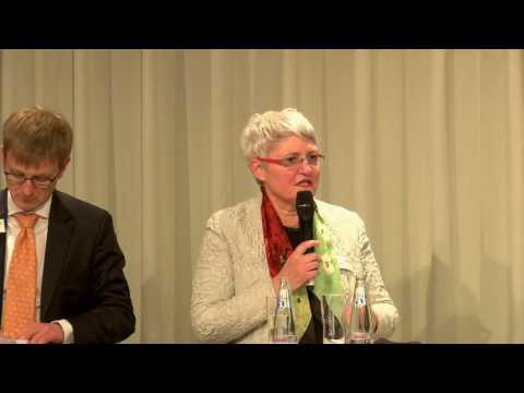 Hochschulpolititsches Forum 2017 - Podiumsdiskussion