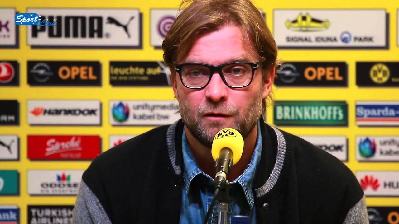 BVB Pressekonferenz vom 23. Januar 2014 vor dem Heimspiel Borussia Dortmund gegen den FC Augsburg