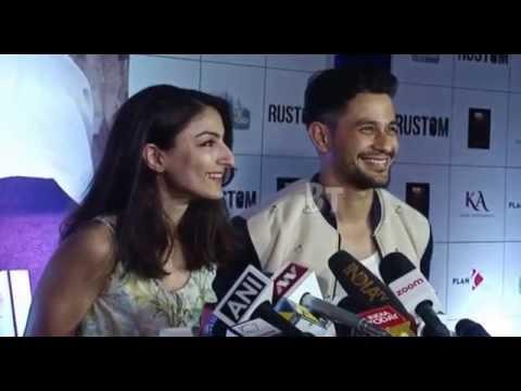 UNCUT : Bollywood Celebs At Rustom Premiere