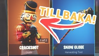CRACKSHOT IS BACK! -FORTNITE IN ENGLISH!
