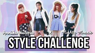 ✿ STYLE CHALLENGE ✿ ft. Annika Victoria