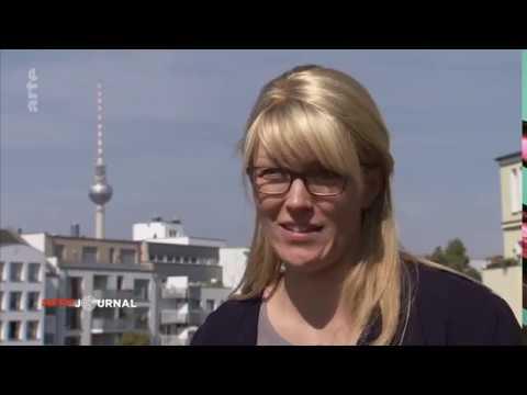 ARTE   Gründerin Anna Alex - Deutsche Wähler im Portrait