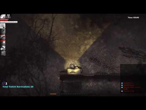 Josh Explores: Darkwood (Stream)