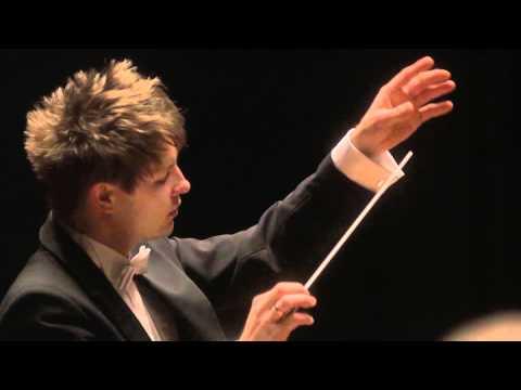 Krzysztof Urbanski chief conductor Trondheim Symphony Orchestra