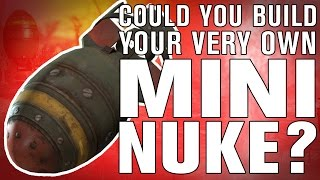 The SCIENCE! Behind mini nukes in Fallout 4