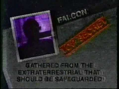 Falcon and Condor on UFO Cover Up: Live! (1988)