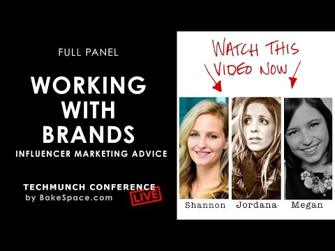 Influence Marketing: Working with Brand / Influencers: PR Managers share insights at TECHmunch Live
