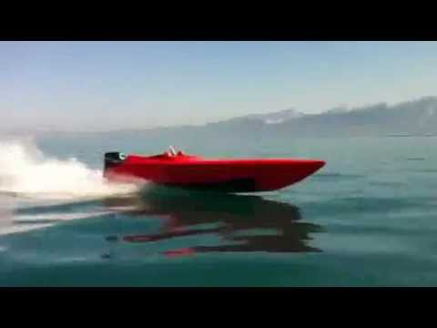 video offshore team max racing dani