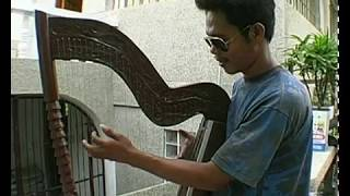 TRAVELING HARPIST, SURVIVAL IN THE PHILIPPINES, CULTURE, TRAVEL..