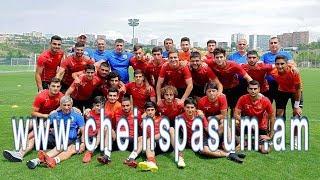 Chein Spasum - National football team M-19