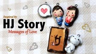 youtuber charm hj story