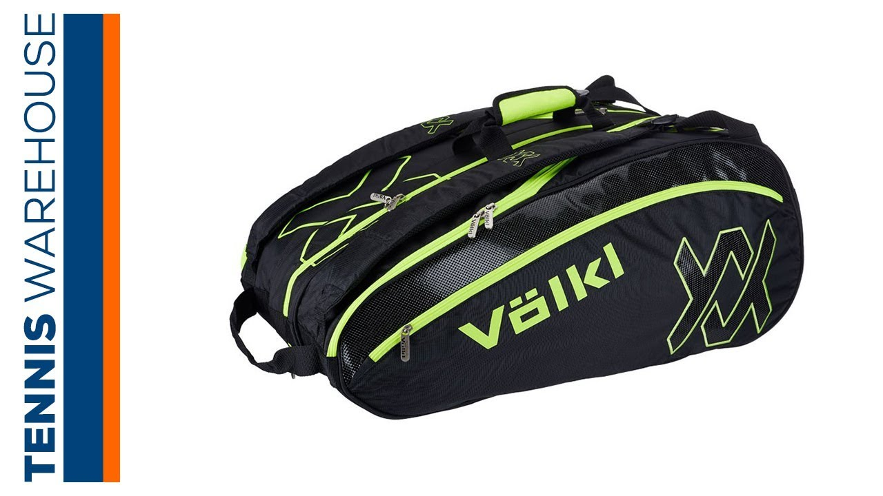 Volkl Tour Team Mega 9 Pack Tennis Bag