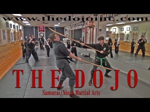 The Dojo Ninja and Samurai Self Defense Martial Arts Cincinnati Ohio