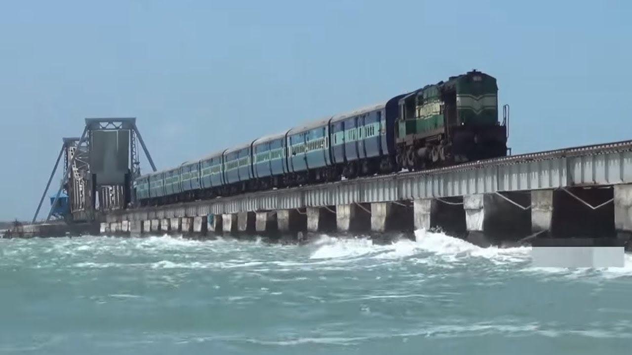 Most Dangerous Railway Tracks in The World