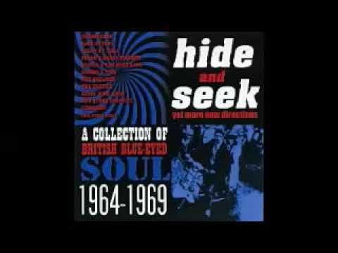 Various – Hide And Seek A Collection Of British Blue-Eyed Soul 1964-69 Music 60s Mod Compilation