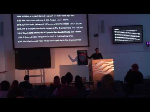 Emmanouil Potetsianakis - Video Navigation @ Graphical Web 2016