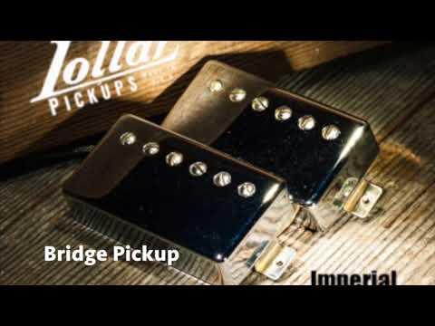 Lollar Pickups Humbucker Comparison