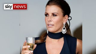 Wags at war: Coleen Rooney accuses Rebekah Vardy